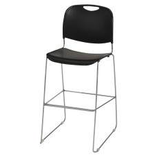 Chair - Stack - Wire - Bistro