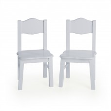 Classic Extra Chairs (Set of 2) - Gray