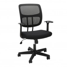 OFM Essentials Collection Mesh Office Chair, in Black (ESS-3003)