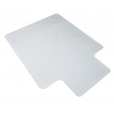 """OFM Essentials Collection ESS-8800C 36"""" x 48"""" Chair Mat with Lip for Carpet"""