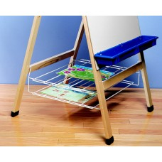 Kit Easel Adjustable Art Dry Erase With Drying Rack
