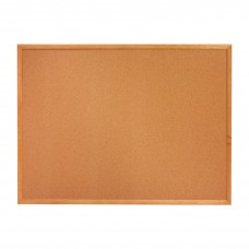 Board Bulletin 36X48 Wood
