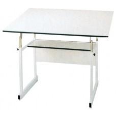 Table White Base Workmaster Jr Alvin