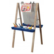 Kit Easel Adjustable With Clear Panels