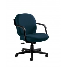 Chair Guest Global Commerce Low-Back Tilter Chair Specify Color