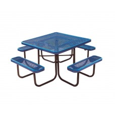 Table Outdoor 46'' Square Diamond - Specify Color