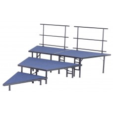 34 X 31'' Stage Guard Rail