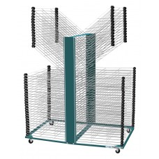 Drying Rack Saturn Rack Tensor-18 80 Shelves