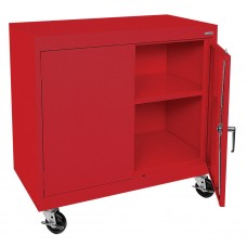 Transport Work Height Storage Cabinet 36X18X36 Specify Color