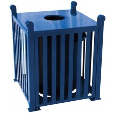 Savannah Trash Recepticle Morning Style - Specify Color