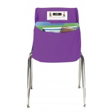 Seat Sack Standard 14 In Purple