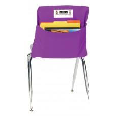 Seat Sack Medium 15 In Purple