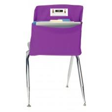 Seat Sack Large 17 In Purple