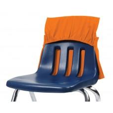 Seat Sack Elastic Back 12-17 In Orange