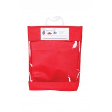 Bag Seat Sack Read-N-Go Red