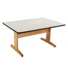 Art Table 42X72 Classic Mesh Hard Plastic Endura Edge