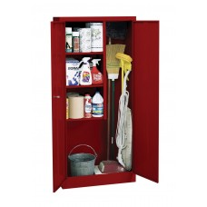Janitorial Supply Cabinet Specify Color