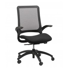 Task Chair Mesh/Fabric Fixed Arms Specify Color
