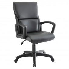 Task Chair Executive Midback Black