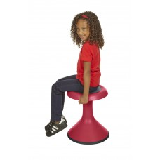 Stool - Cs Neorok - Stool Height 15 - Rubber Base - Specify Frame/Seat Color