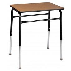 Desk - Royal 1600 Study Top - 18 X 24 Laminate Top W/Black Lockedge