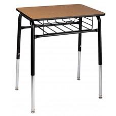 Royal 1600 A+ Study Top Desk - 20 X 26 Laminate Top W/Black Lockedge