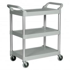 Cart Utility 3Shlf Pm