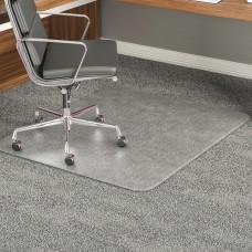 Chairmat Executive Rectangular 45X53 Clr Defcm17243
