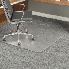 Chairmat Executive Bev Edge 60X60 Clr Defcm17743