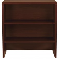 Hutch Bookcase 2-Shelf 36W Mahogany Hon115292Axnn