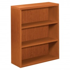 Bookcase 3-Shelf Fixed 43H Bourbon Cherry Hon11553Axhh