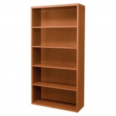 Bookcase 5-Shelf Fixed 71H Bourbon Cherry Hon11555Axhh