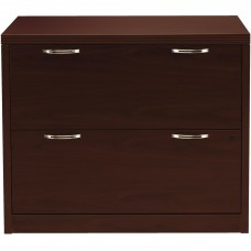 File Lateral 2-Drawer 36X24 Mahogany Hon11563Afnn
