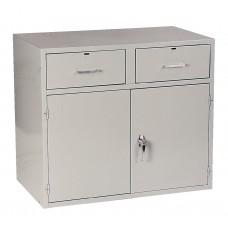 Base 2 Drawer 2 Door 31H X 36W X 21D - Specify Color