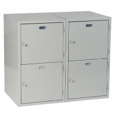 Base 4 Locker 31H X 36W X 21D - Specify Color