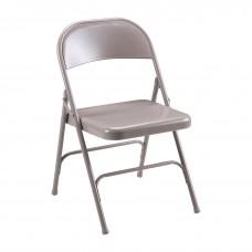 Chair Folding Steel Beige Llr62500 Case Of 4