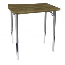 Cs Neomove Collaboration Desk No Casters - 25X26X27 Laminate Top - Specify Top Color