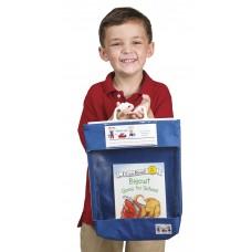 Bag Seat Sack Read-N-Go Blue