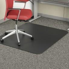 Chair Mat - 46X60 Rectangle - Black