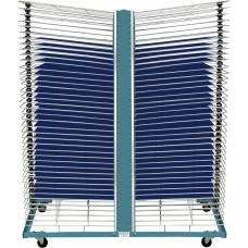 Drying Rack Portable Double Sided 80 Shelves Dr-24-80