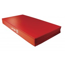 Fat Pad Landing Mat - 6 Ft  X 12 Ft  X 12 In - Red
