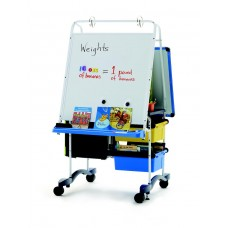 Royal® Reading Writing Center with Tech Tub2® - holds 6 devices