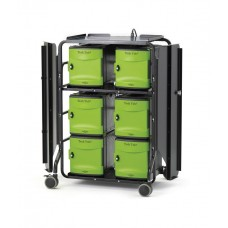 Tech Tub2® Premium Cart - holds 32 devices