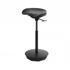 Pivot Seat by Focal Upright™ - Matte Black