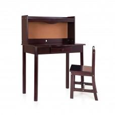 Classic Desk - Espresso