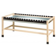 Side Clamp Glue Bench with Drip Pan