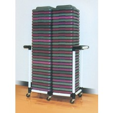 Health Club Riser Cart