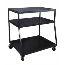Wide Body TV Carts
