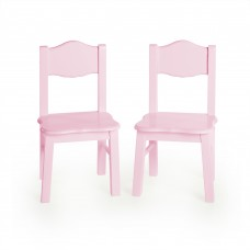 Classic Extra Chairs (Set of 2) - Pink