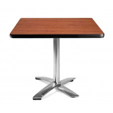 "36"" Square Folding Multi-Purpose Table, Cherry"